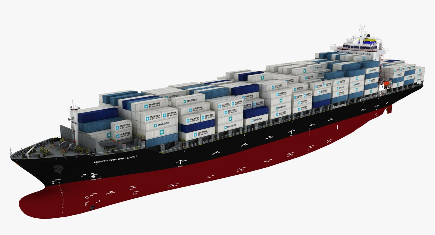 container-ship-northern-diplomat-3D-model_D